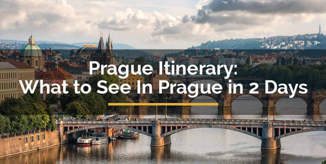 What to See In Prague in 2 Days