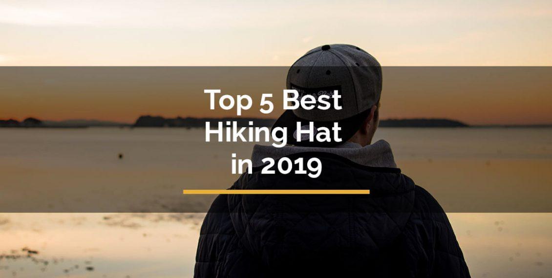 best hiking hat