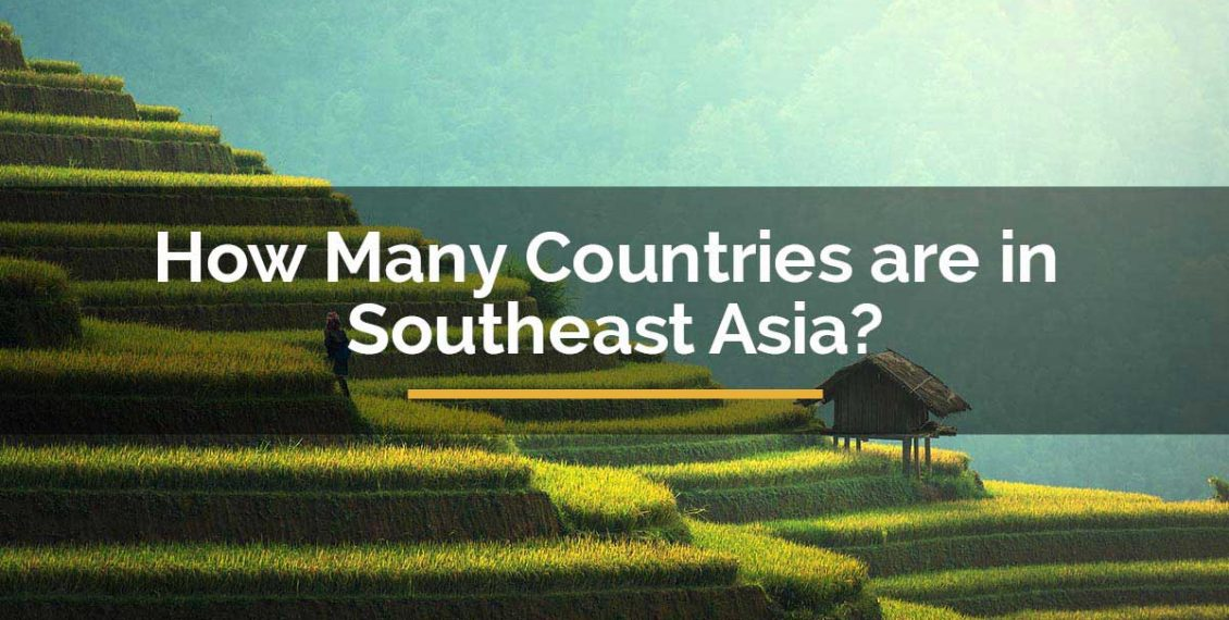 how many countries are in southeast asia