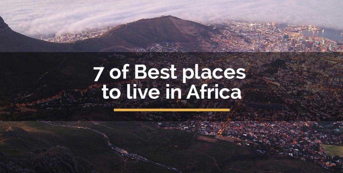 best places to live in africa