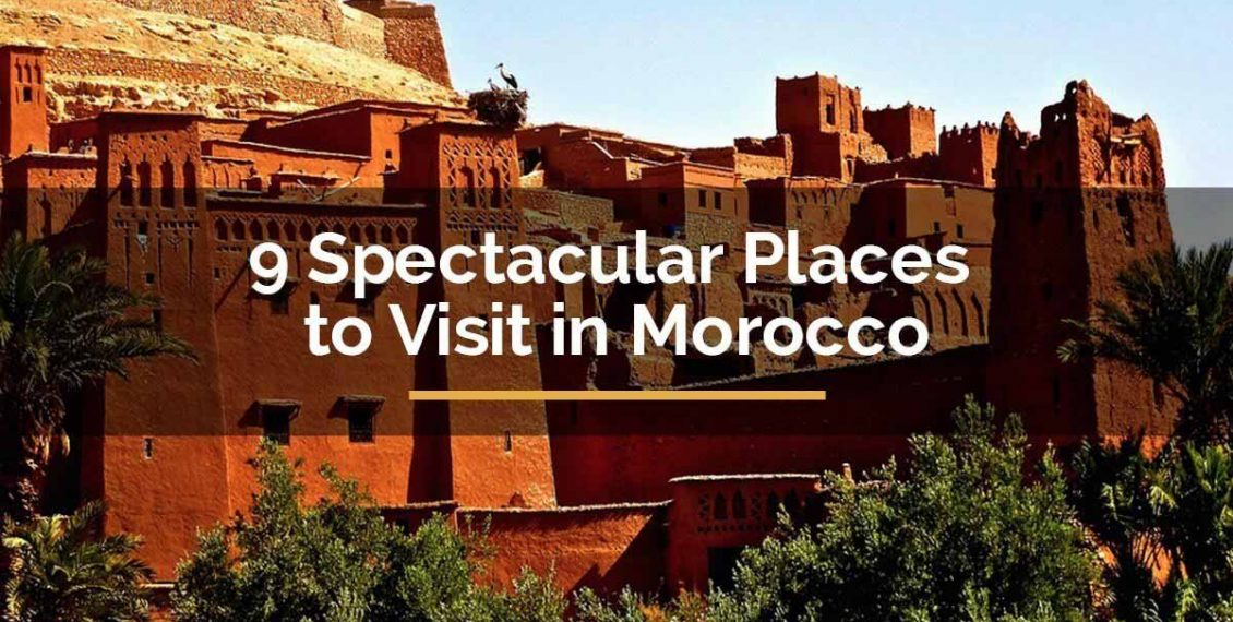 Places to Visit in Morocco