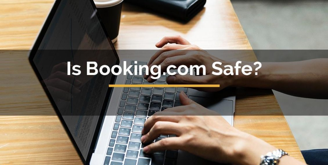 is booking com safe