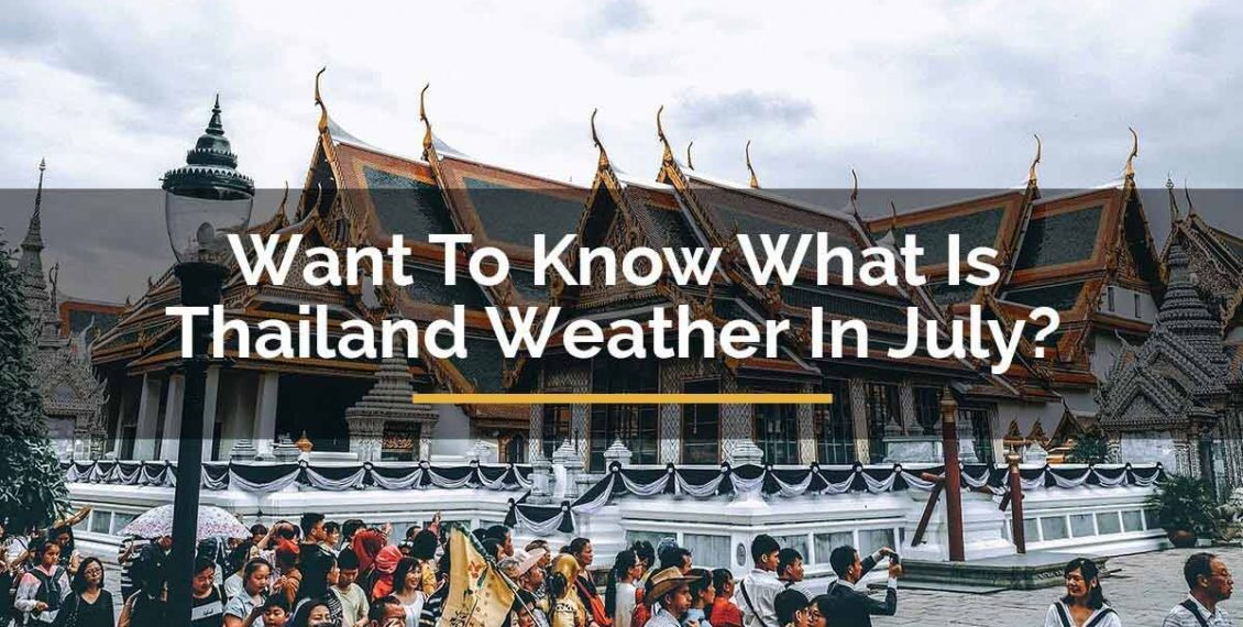 thailand weather in july