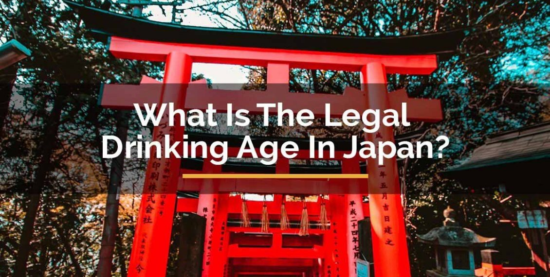 legal drinking age in japan