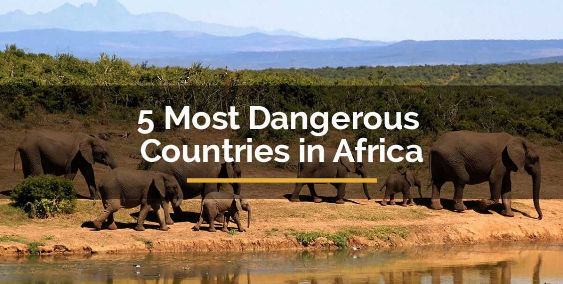 Most Dangerous Countries in Africa