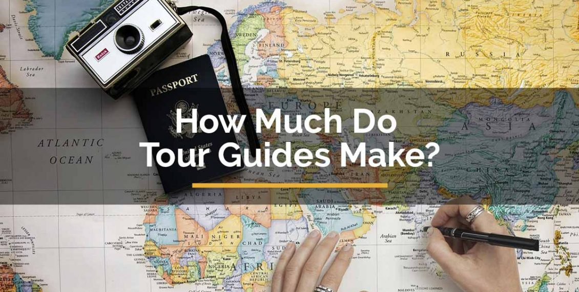 how much do tour guides make