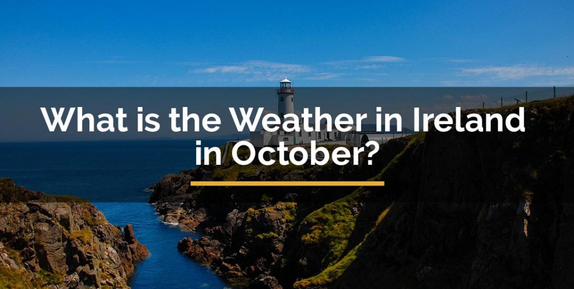 weather in ireland in october