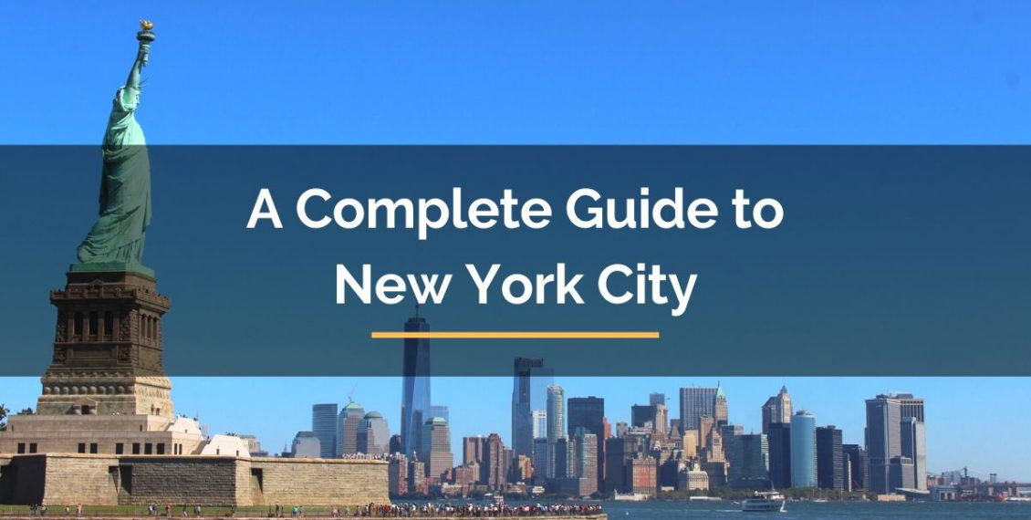 complete guide to New York City