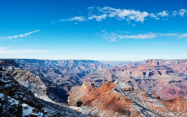 Grand Canyon in December