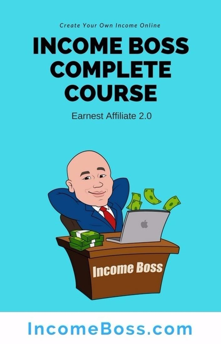 Income Boss affiliate marketing course