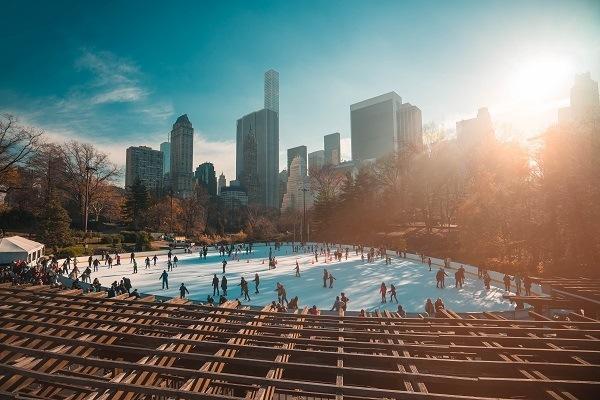 Wollman Ice Rink