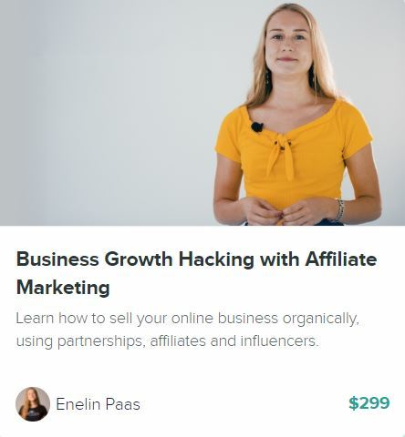 best affiliate marketing course for businesses