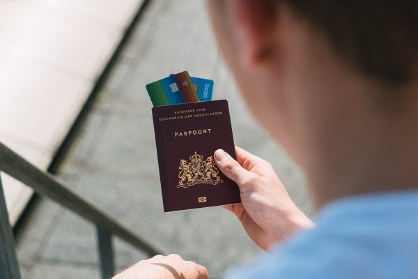 carry backup cards when you travel abroad