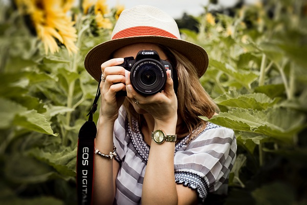 learn to use camera features