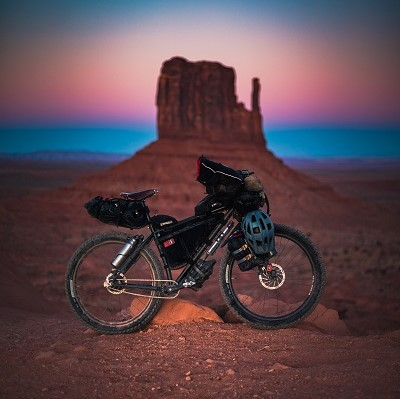 cycling holiday bike packing travel tips