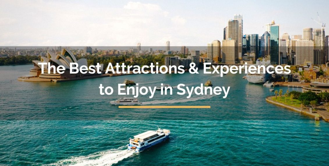 best attractions and experiences to enjoy in sydney