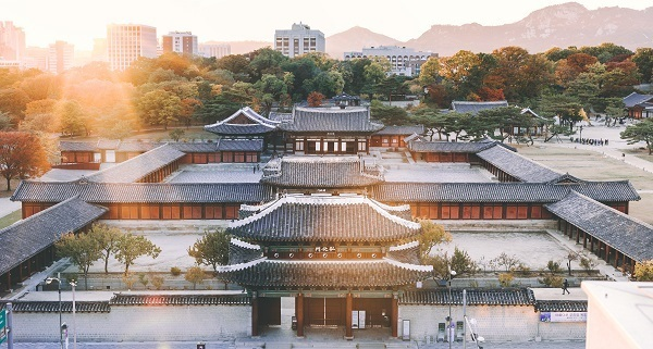 first trip to seoul guide visit jongno palace